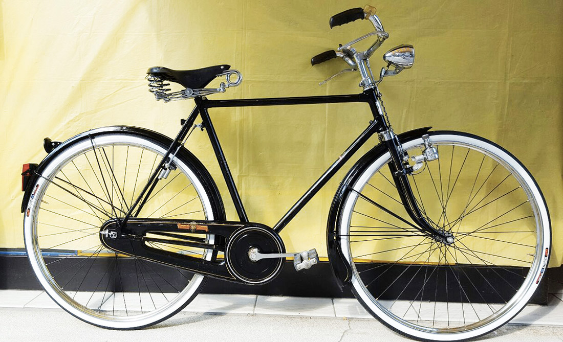 Bianchi Da Uomo Da Viaggio 1952 Elpirata Bike Padova Negozio